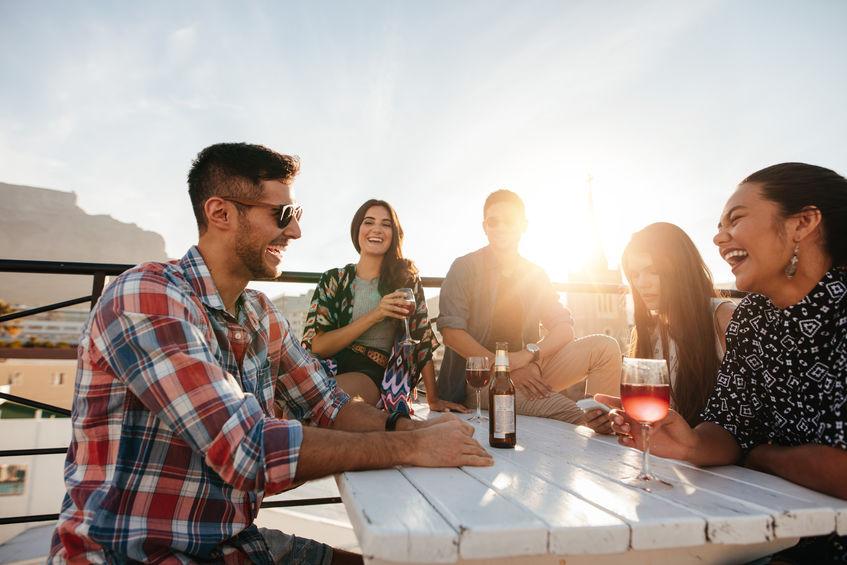 Les 5 meilleures villes de France pour profiter d'un verre en terrasse