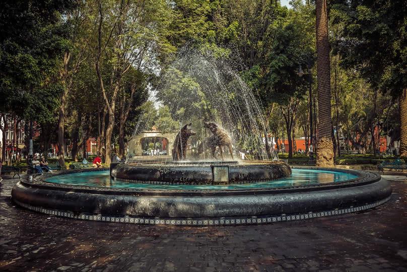 Mexique: découvrir Coyoacan, un quartier incontournable de Mexico