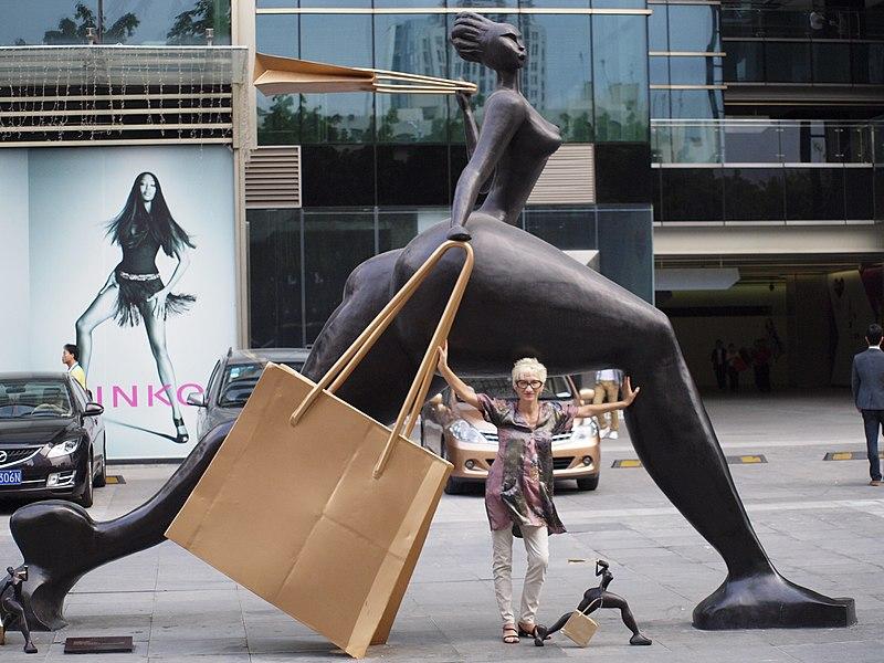 Séjour en Chine: faire son shopping
